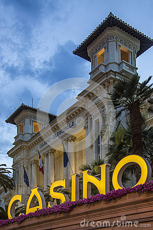 San Remo - Italy Editorial Photography