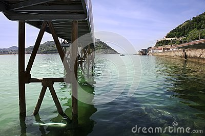 San Sebastian Stock Photo - Image: 15076430