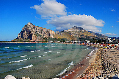 San Vito beach