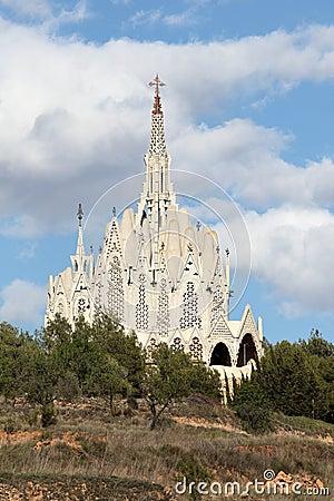 Sanctuary in Montferri, Spain