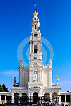 Free Sanctuary Of Our Lady Of Fatima Stock Image - 30848531