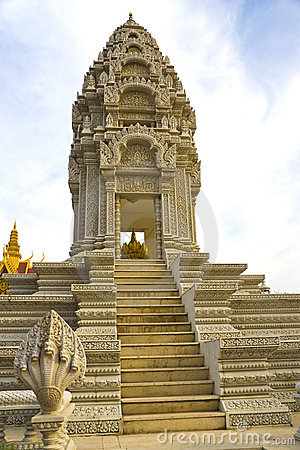 Sanctuary of Princess Norodom, Cambodia