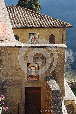 Sanctuary of St. Maria de Rupes