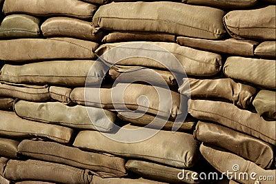 sand bags stock image image 4592591. Black Bedroom Furniture Sets. Home Design Ideas