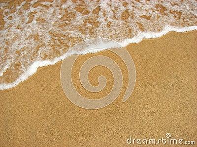 Sand Beach Water Surf