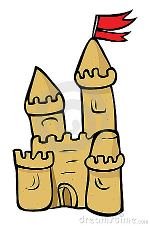 Cute Sand Castle Clipart Images & Pictures - Becuo
