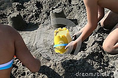 Sand Castle Builders