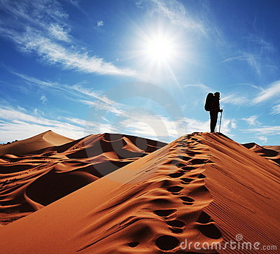 Free Sand Desert Royalty Free Stock Photo - 4321165
