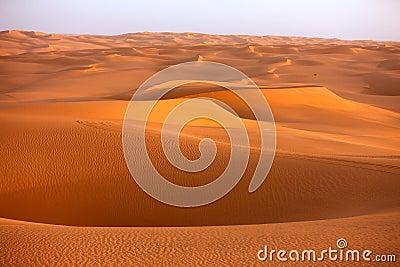 Sand dunes – Awbari, Libya 2
