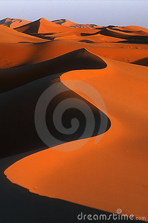 Free Sand Dunes Stock Photography - 4831382