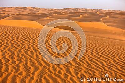 Sand dunes – Awbari, Libya 3