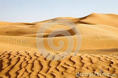 Sand dunes – Awbari, Libya