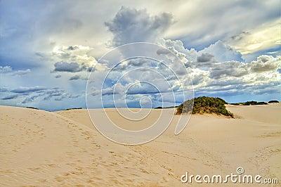 Sand Dunes, Lencois