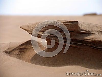 Sand figure