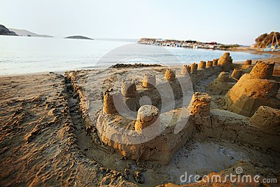 Sand fortress