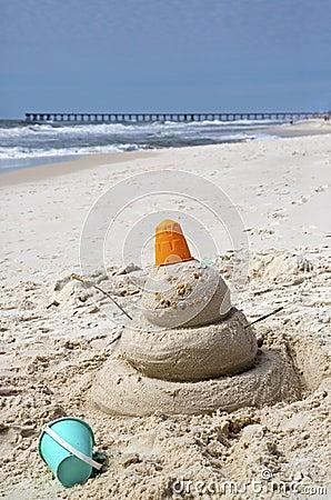 Sand Man Panama City Beach Florida