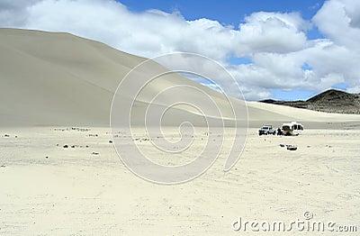 Sand Mountain Recreation Area Editorial Photography