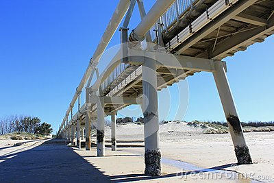 Sand Pumping Jetty, Southport 8