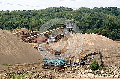 Sand Quarry