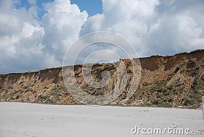 Sand reef