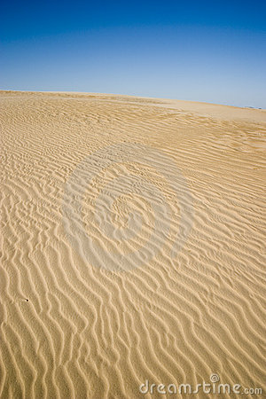 Free Sand Ripples Stock Photography - 6979342