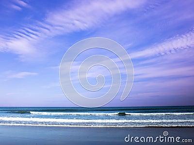 Sand sea and sky 4