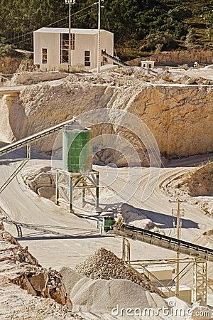 Sand & Stone Quarry