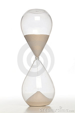 Free Sand Timer Close Up Stock Photo - 11866150