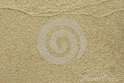 Sand with watermark background