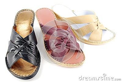 Sandalias de la mujer