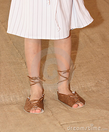 Free Sandals Royalty Free Stock Image - 13827896