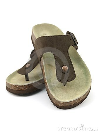 Free Sandals Royalty Free Stock Photos - 15748928