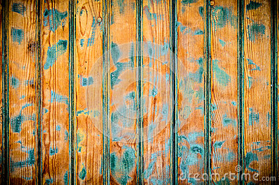 Sanded Painted Door