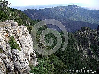 Sandia Peak Vista