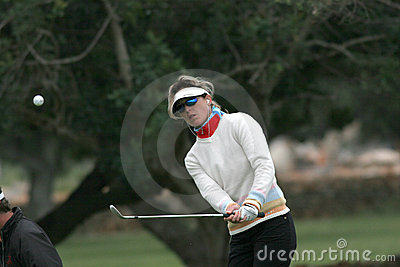 Sandolo, Ladies European Tour, Castelllon, 2006 Editorial Photo