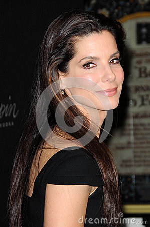 Sandra Bullock Editorial Photography