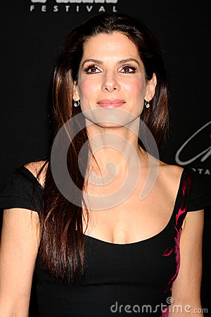 Sandra Bullock Editorial Photo