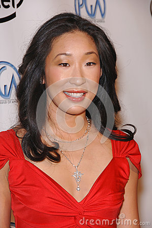 Sandra Oh Editorial Photography