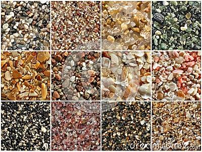 Sands pattern
