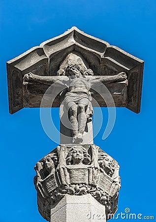 Sandstone Christ