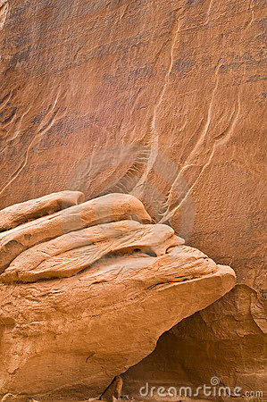 Sandstone Detail