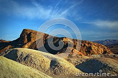 Sandstone formation at Blue Sky