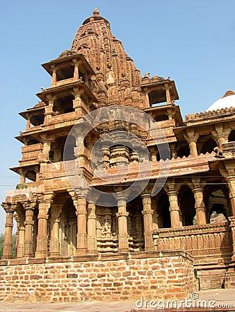 Sandstone temple jodhpur