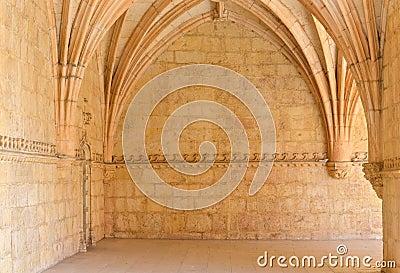 Sandstone walls, Mosteiro dos Jeronimos