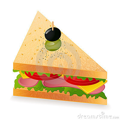 Free Sandwich Stock Photos - 24134463
