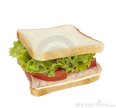 Sandwich food eating snack meal