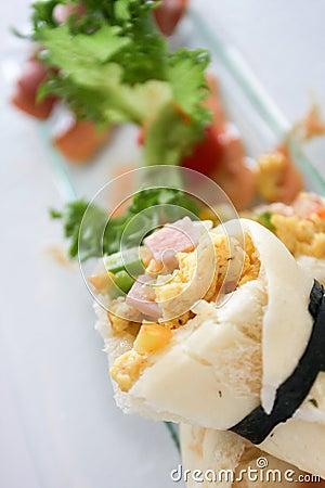 Sandwich roll