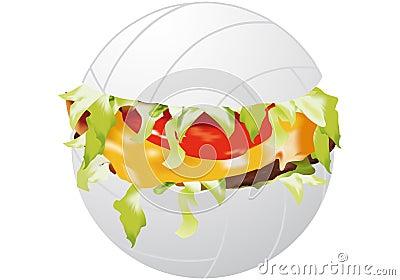 Sandwich sports