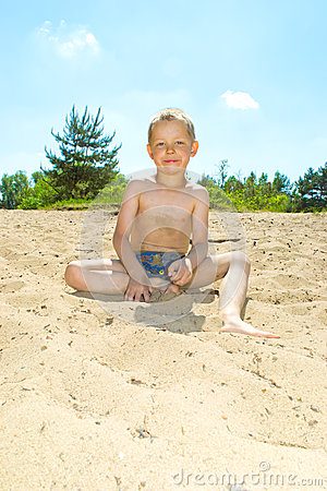 Free Sandy Beach Stock Photography - 40969182