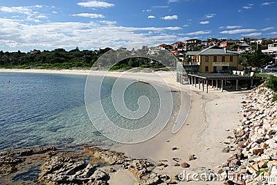 Sandy Beach - Botany Bay, Sydney, Australia